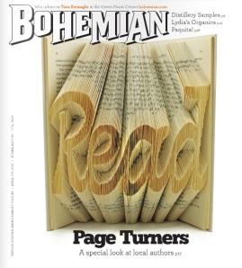 Bohemian printed cover