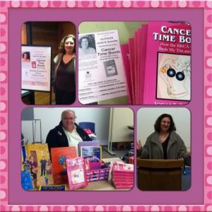 Petaluma Library author event
