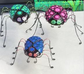 painted-rock-spiders_JoelleBurnette