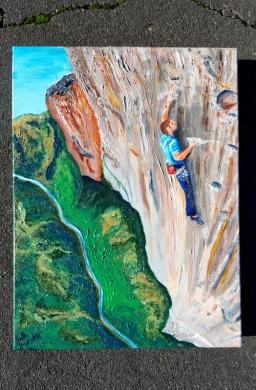 """Free Climb"""