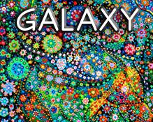 Galaxy Paintings